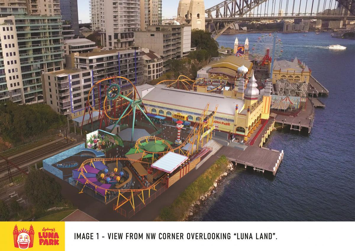 Image 1 - View from NW corner overlooking 'Luna  Land'_1.jpg
