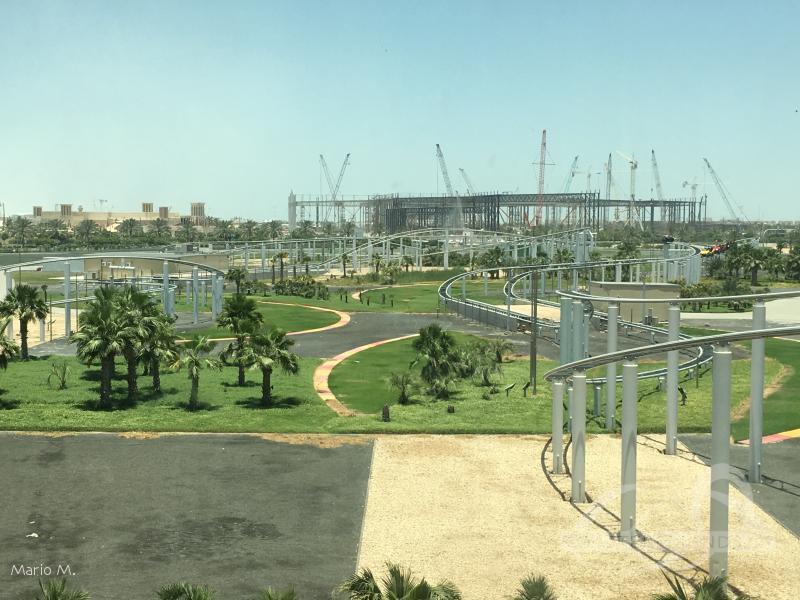 Fiorano GT Challenge (Track Rechts) im Park Ferrari World Abu Dhabi Impressionen
