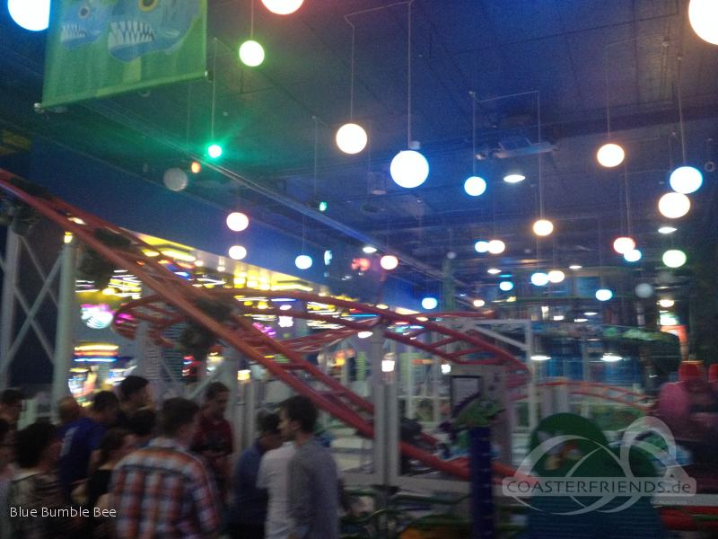 Sparky's Family Fun Center (Mushrif Mall) Impressionen