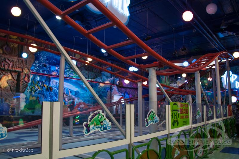 Sparky's Family Fun Center (Mushrif Mall) Impressionen