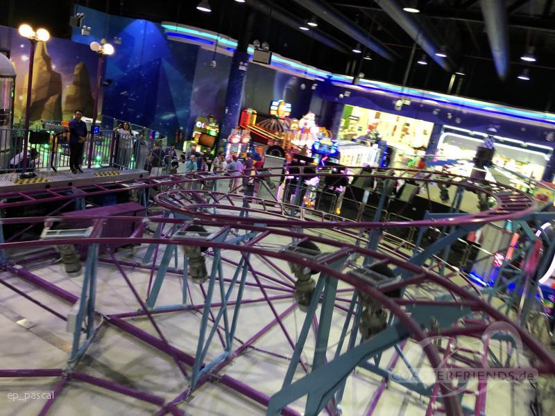 Magic Planet (@ City Centre Mirdif - near north entrance) Impressionen
