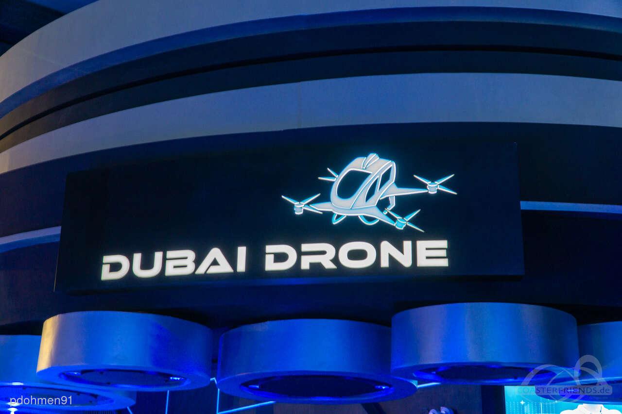 Dubai Drone im Park VR Park Dubai Impressionen