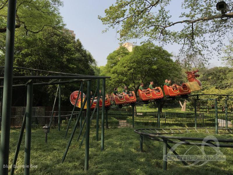 Zhongshan Park Impressionen