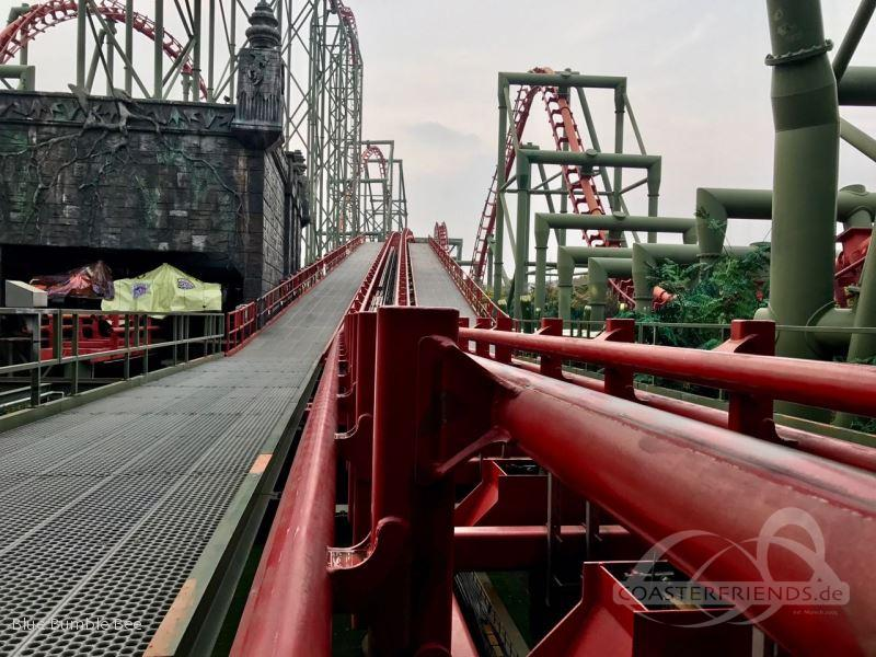 China Dinosaurs Park Impressionen