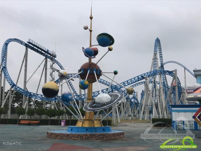 Quancheng Euro Park Impressionen