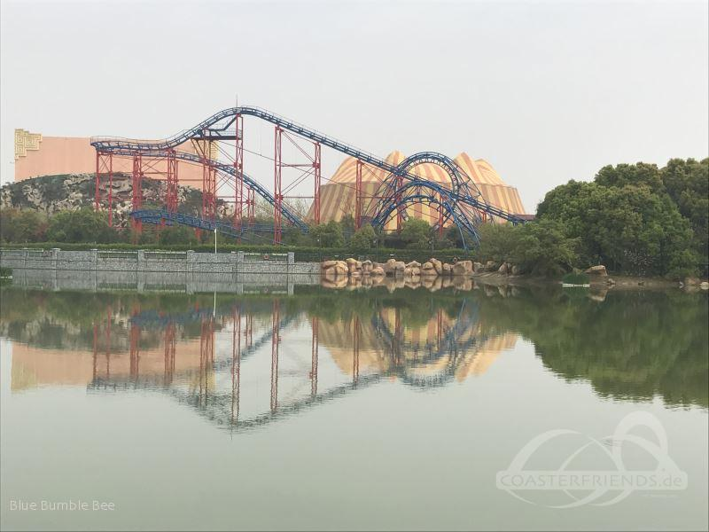 Fantawild Dream Park Impressionen