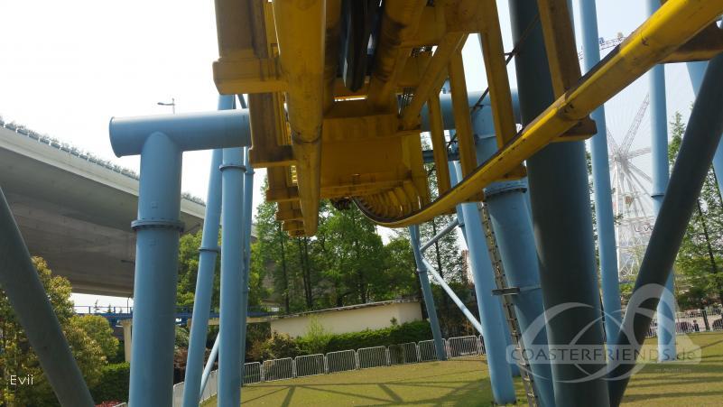 Jin Jiang Action Park Impressionen