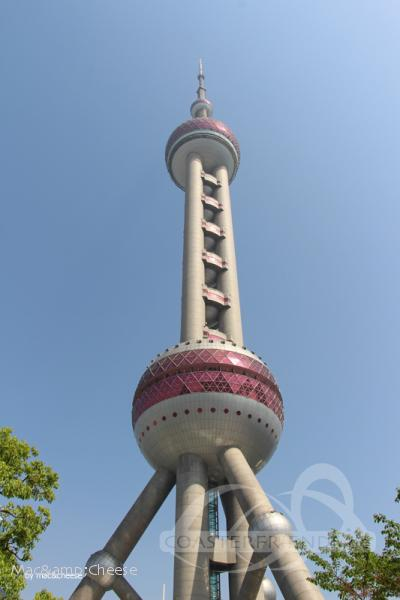 Oriental Pearl Tower Impressionen