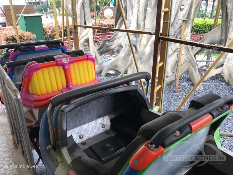 Suzhou Amusement Land Impressionen