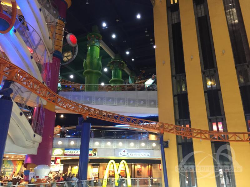 Berjaya Times Square Theme Park Impressionen