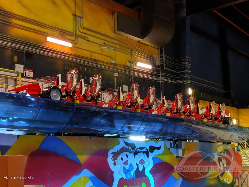 Gondolania Theme Park Impressionen