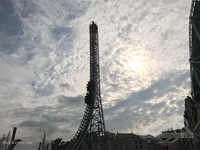 E-DA Theme Park Impressionen