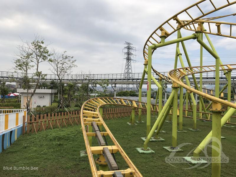 Taipei Children's Amusement Park Impressionen