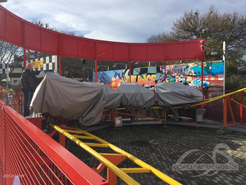 Race im Park Wiener Prater Impressionen