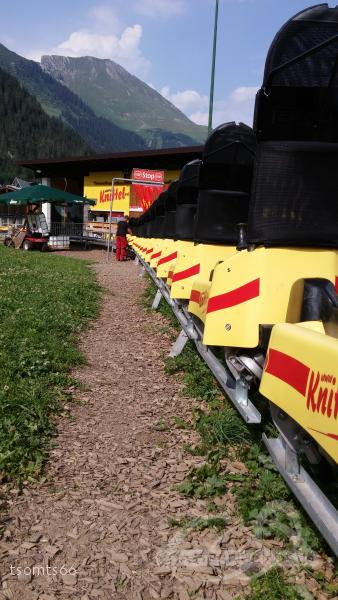 Wally Blitz im Park Armin Knittel Impressionen