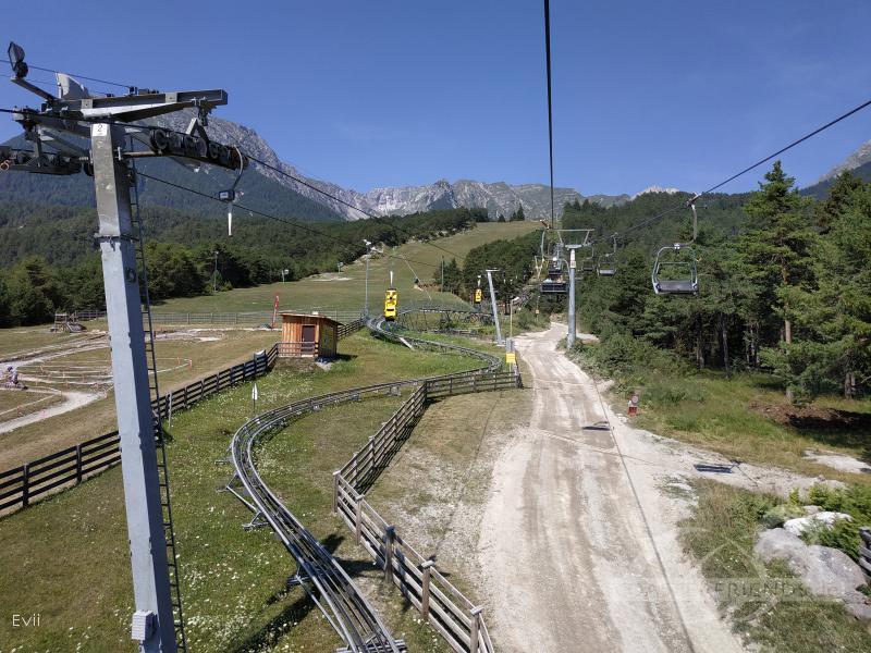 Alpine Coaster Imst im Park Imster Bergbahnen Impressionen