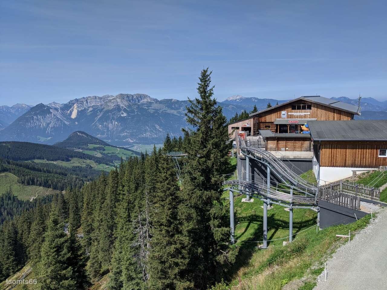 Ski Juwel Alpbachtal Wildschönau Impressionen