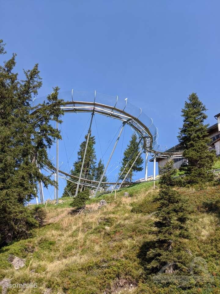 Alpbachtaler Lauser Sauser im Park Ski Juwel Alpbachtal Wildschönau Impressionen