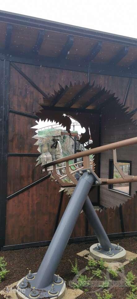 Fridolins verrückter Zauberexpress im Park Fantasiana Impressionen