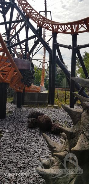 Fury im Park Bobbejaanland Impressionen