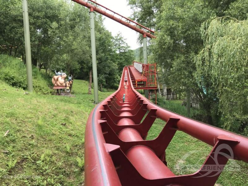 Halvar im Park Plopsa Coo Impressionen