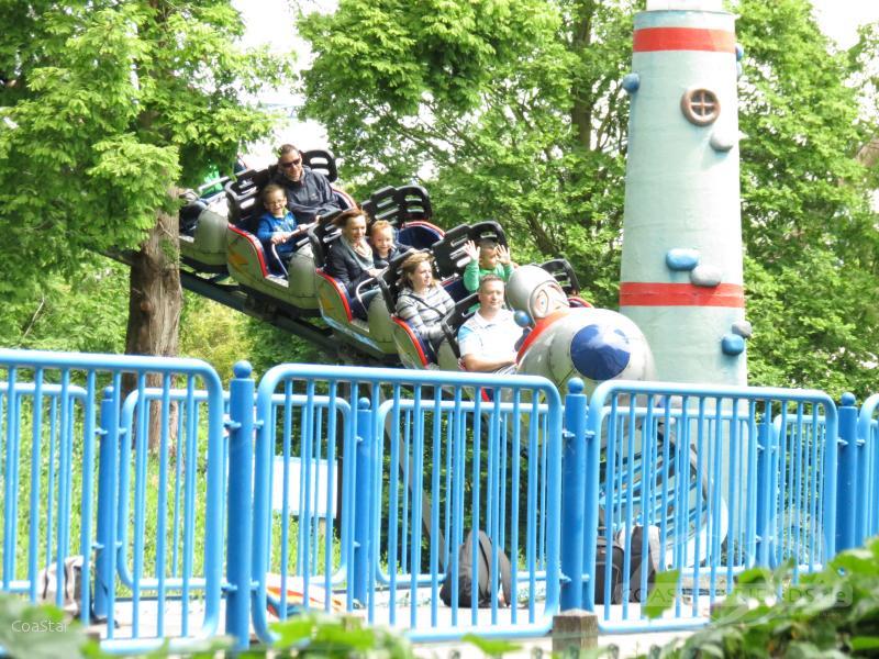 Viktor's Race im Park Plopsaland De Panne Impressionen