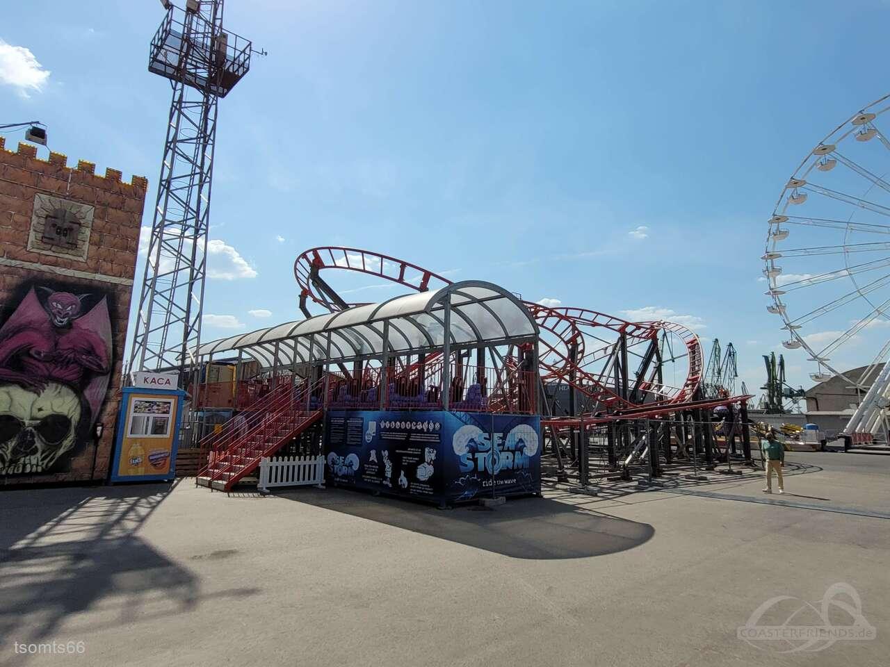Varna Fun Port Impressionen