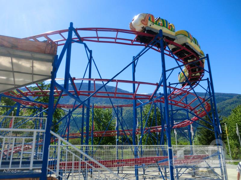 Tropical Track im Park Happyland New Impressionen