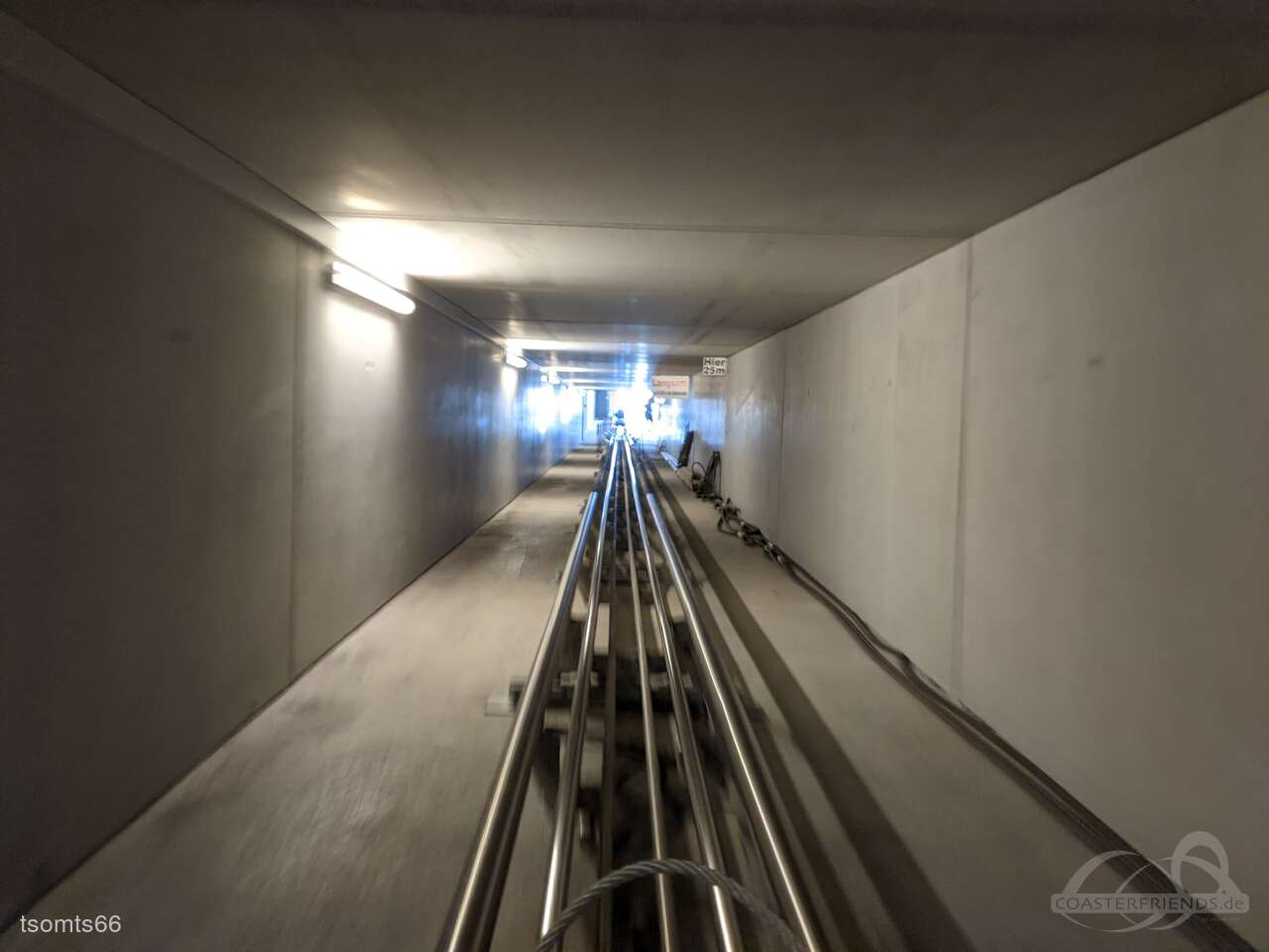 Floomzer im Park Bergbahnen Flumserberg AG Impressionen