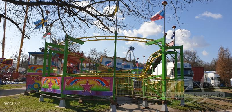 Horska Draha im Park Lunapark Jan Novy Impressionen