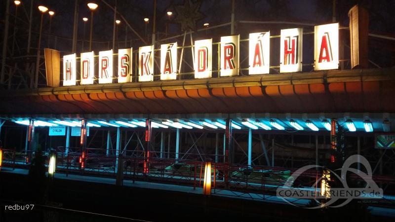 Lunapark Impressionen