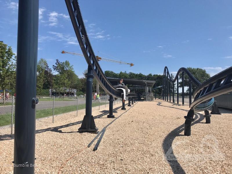 Sky Dragster im Park Skyline Park Impressionen