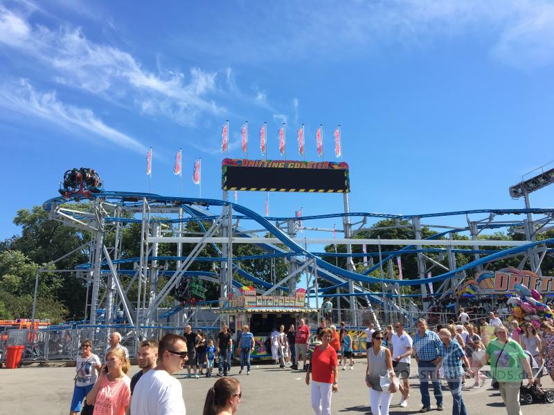 Drifting Coaster im Park FTE Ahrend Impressionen