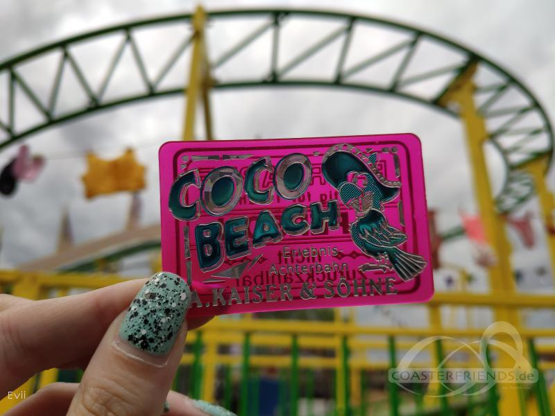 Coco Beach im Park Kaiser, Anton Impressionen