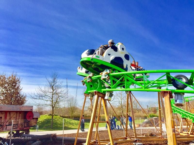 Kids Spin im Park Skyline Park Impressionen