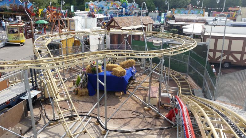 Gold Rusher im Park Bügler & Sohn Impressionen