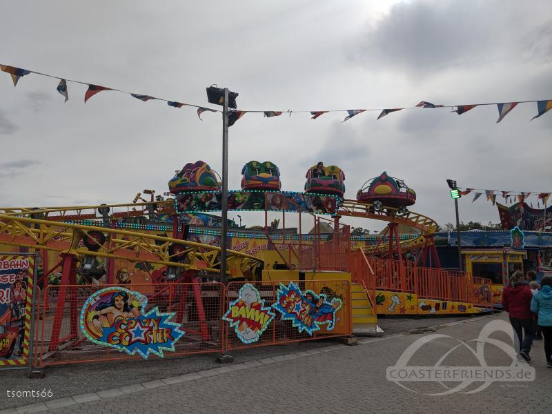 Trampoline Trier Impressionen