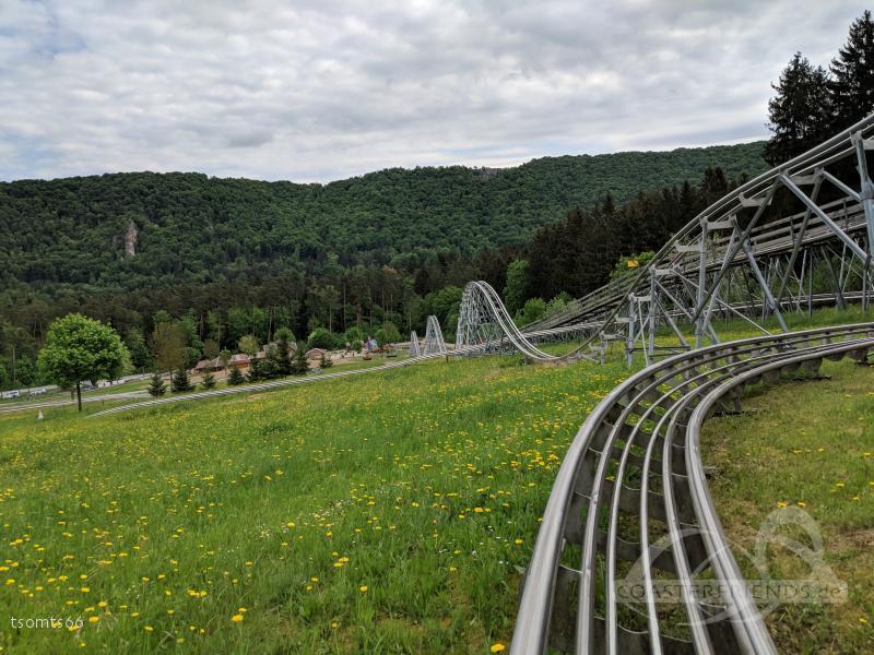 Speedbob im Park AltmühlBOB GmbH Impressionen