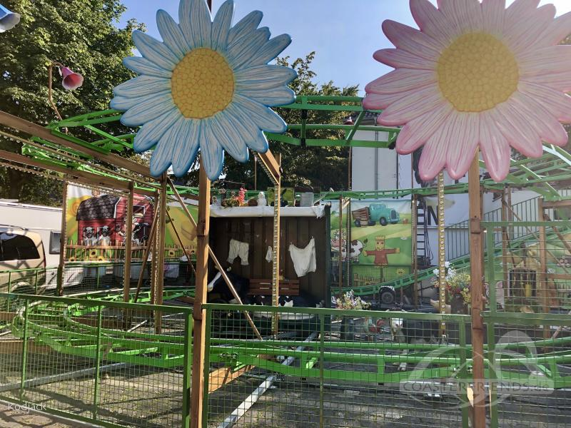 Kuhnos Farm im Park Weber, Antonio Impressionen