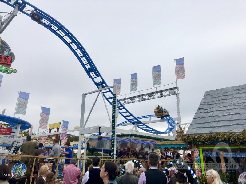 Heidi - The Coaster im Park Schneider & Co. OHG Impressionen