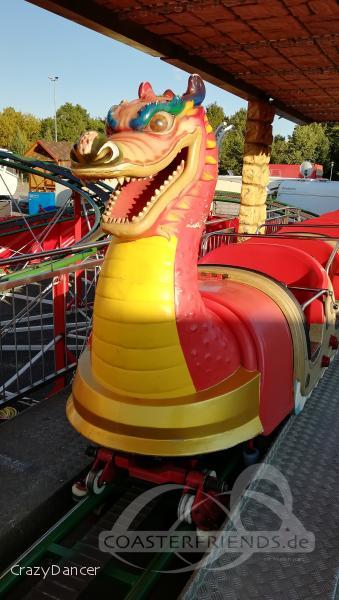 Drachen im Park Walkhoefer Steve u. Fischer Diana Impressionen