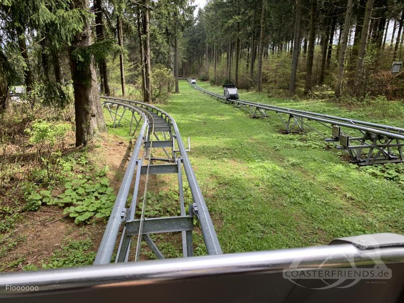 Wie-Li im Park Ski- und Rodelarena Wasserkuppe Impressionen