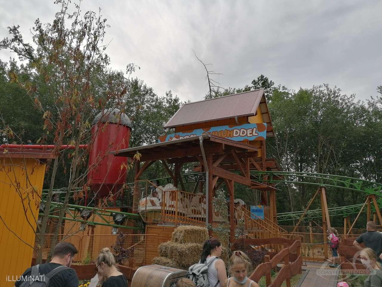 Kuhddel Muuuhddel im Park Taunus Wunderland Impressionen