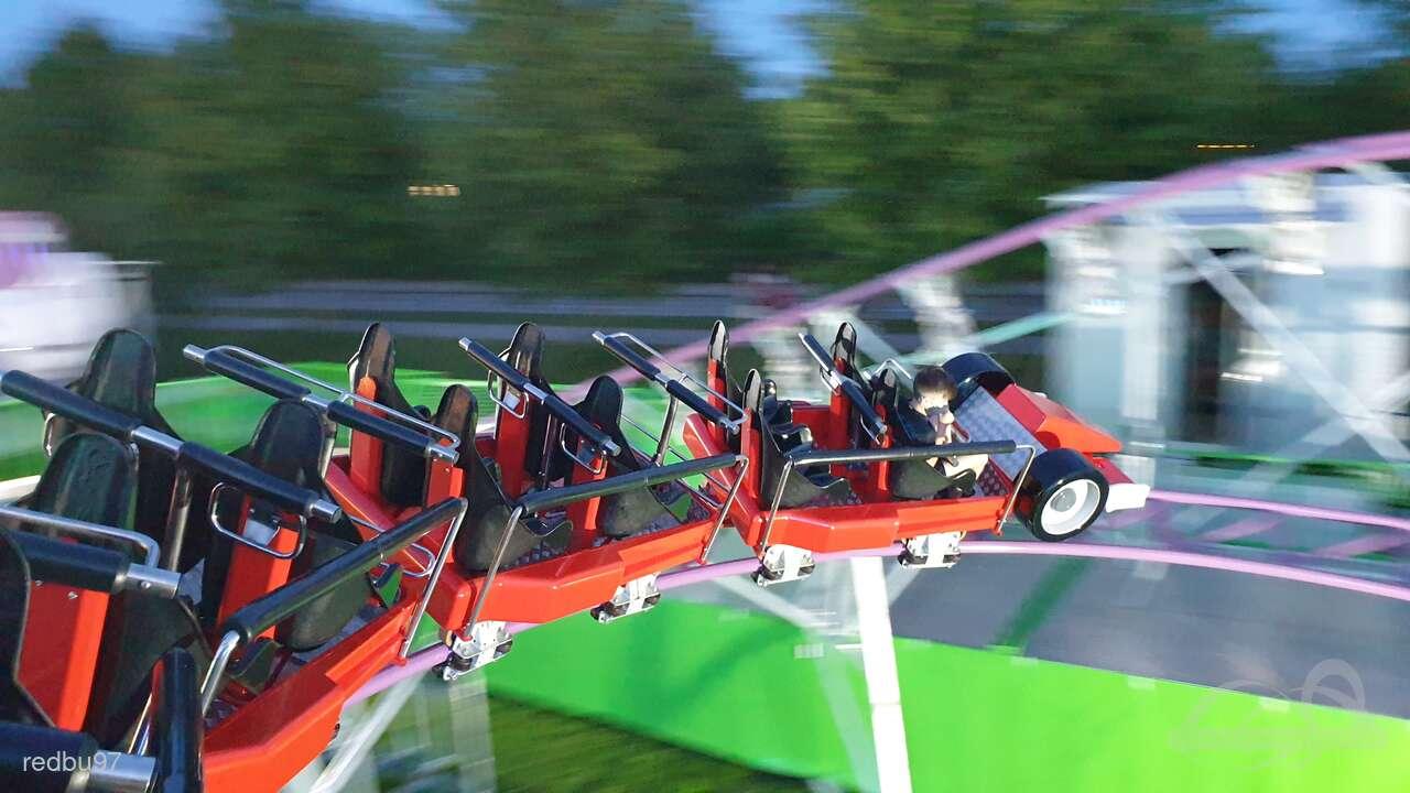 Z Coaster im Park Zinnecker M. Impressionen