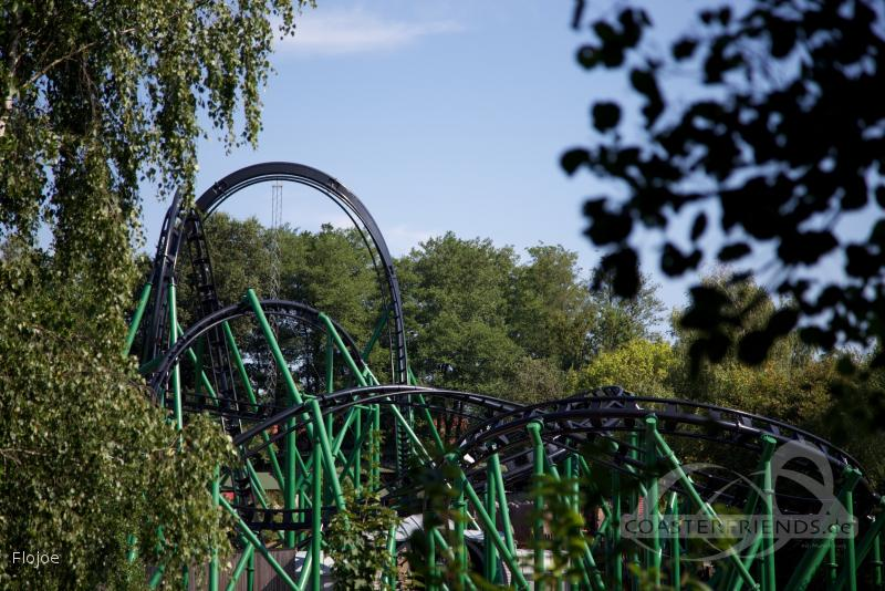 Freischütz im Park Bayern Park Impressionen