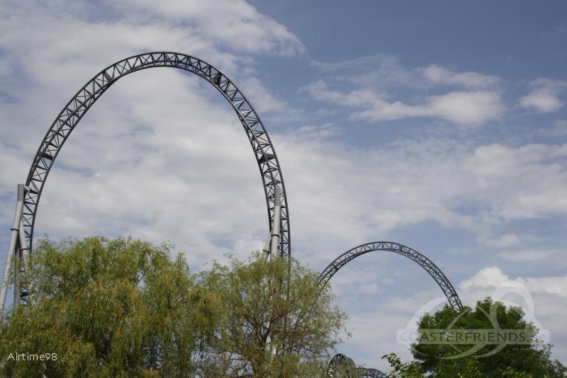 Karacho im Park Erlebnispark Tripsdrill Impressionen