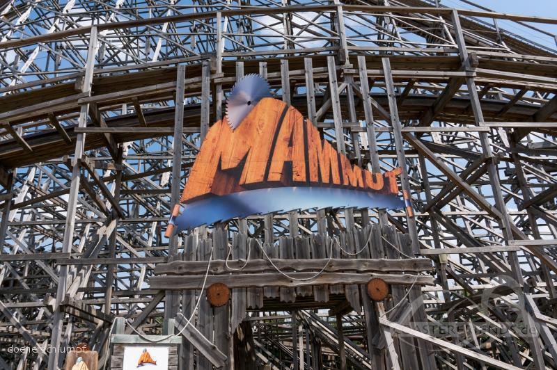 Mammut im Park Erlebnispark Tripsdrill Impressionen