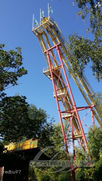 Boomerang im Park Freizeit-Land Geiselwind Impressionen
