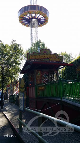 Drehgondelbahn im Park Freizeit-Land Geiselwind Impressionen