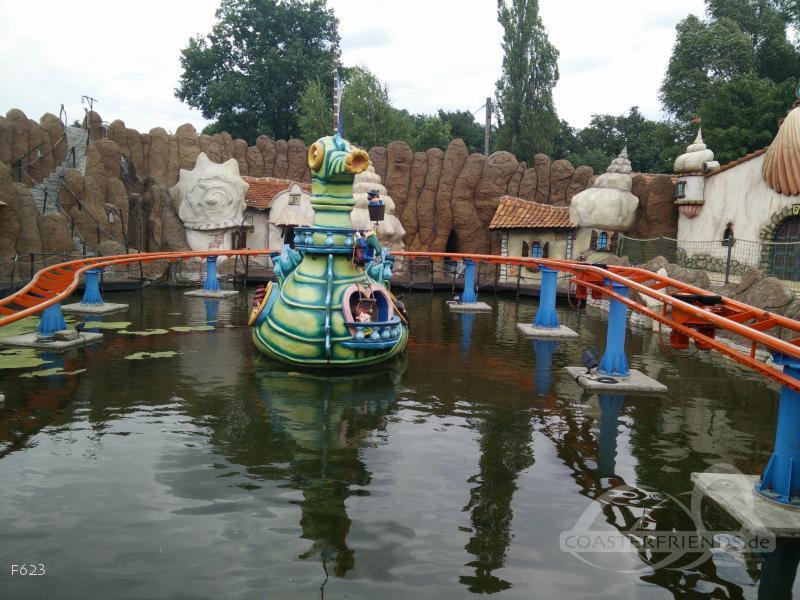 Plohseidon im Park Freizeitpark Plohn Impressionen